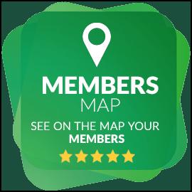 Members Google Map - cespiritual