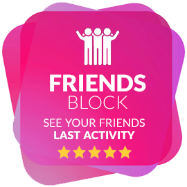 Friends Block - cespiritual