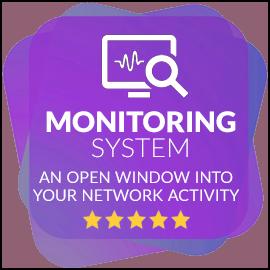 Monitoring System | Stats - cespiritual