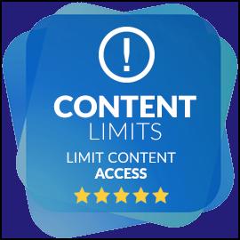 Content Limits - cespiritual