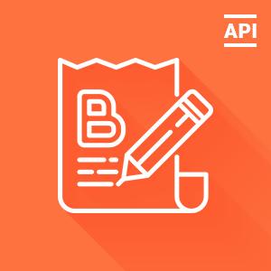 Mobile API for Advanced Blog