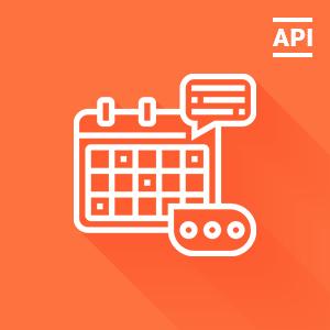 Mobile API for Advanced Event