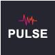 Pulse Music Landing page