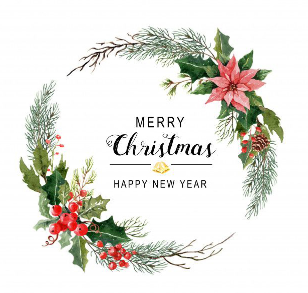 New Year, Christmas & Winter- Countdown, Wishes